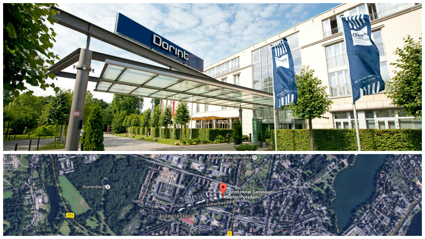 Der Internet Marketing Kongress 2015 fand im Dorinth Hotel Potsdam statt