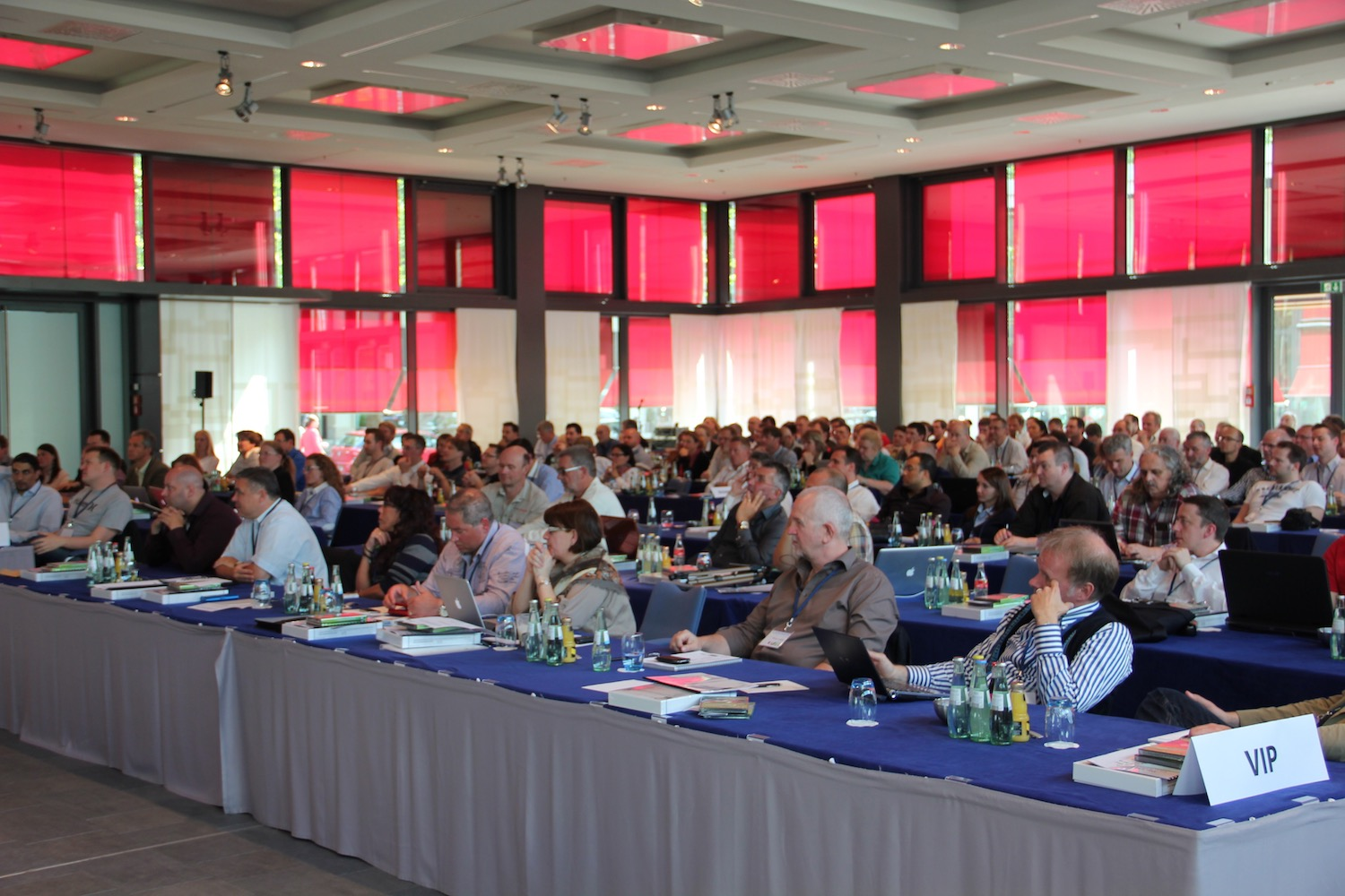 Der Internet Marketing Kongress 2012 fand im Hotel Intercontinental in Berlin statt.