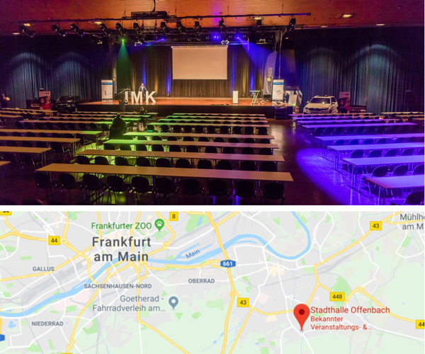 Internet Marketing Kongress 2018 Offenbach