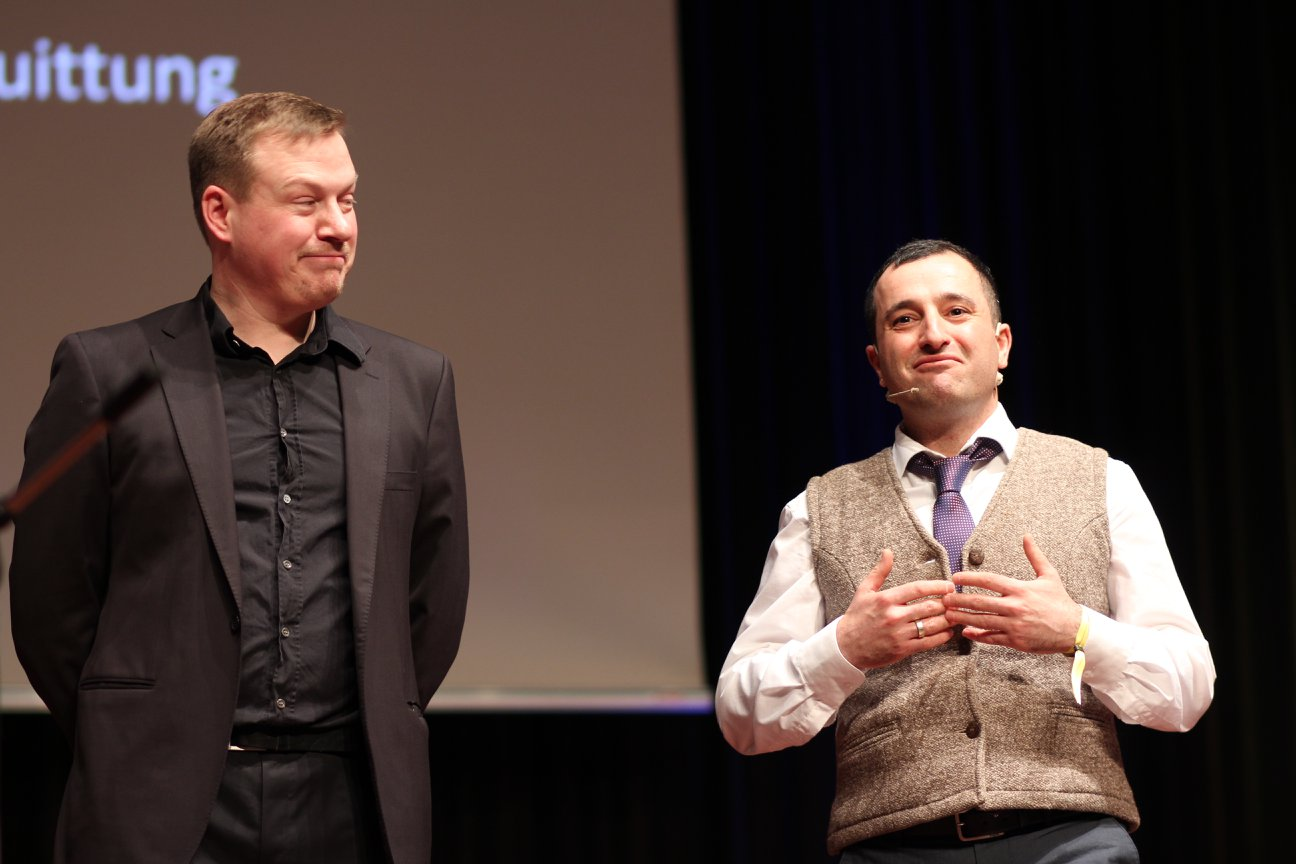 Internet Marketing Kongress Heiko und Alireza2