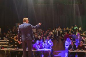 Dirk-Michael Lambert beim Internet Marketing Kongress von Heiko Häusler