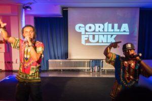 Stargast Johnny Strange beim Internet Marketing Kongress von Heiko Häusler