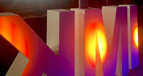 IMK 2020 - unser Logo in perfektem Licht.