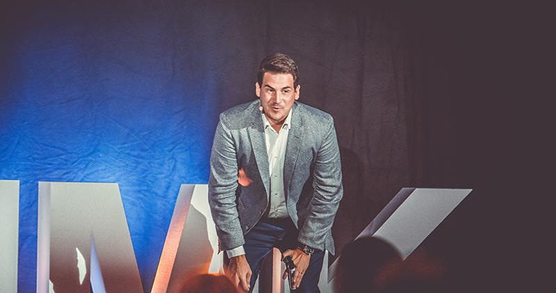 Andreas Klar - Zeit für Klartext Keynote auf dem Internet Marketing Kongress 2020 in Berlin